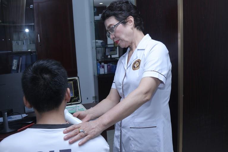 Khám chữa da nhiễm Corticoid tại Trung tâm Da liễu Đông y Việt Nam