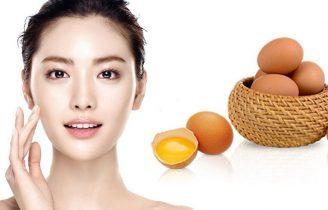 5 Cách lột mụn cám bằng trứng gà