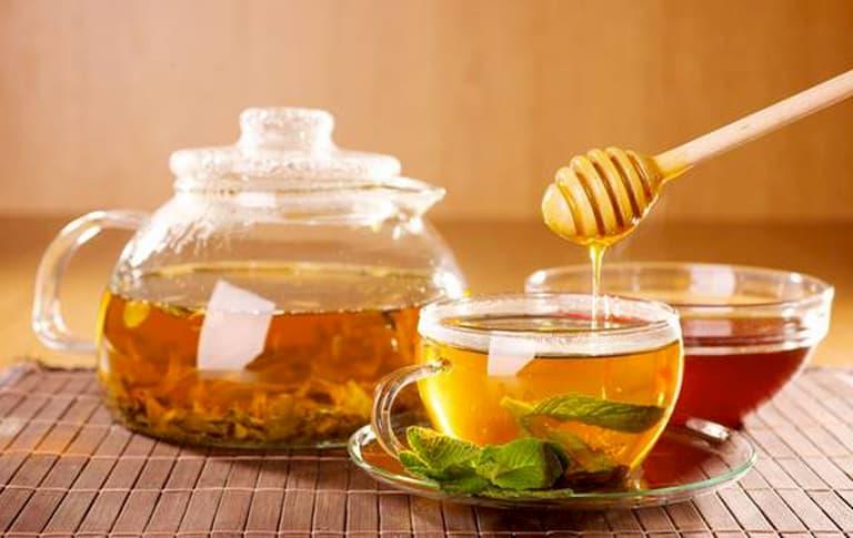 Người bệnh á sừng nên ăn nhiều mật ong
