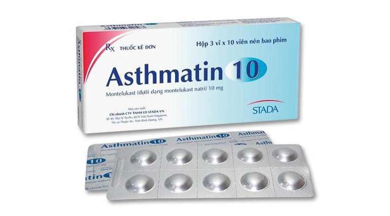 Asthmatin