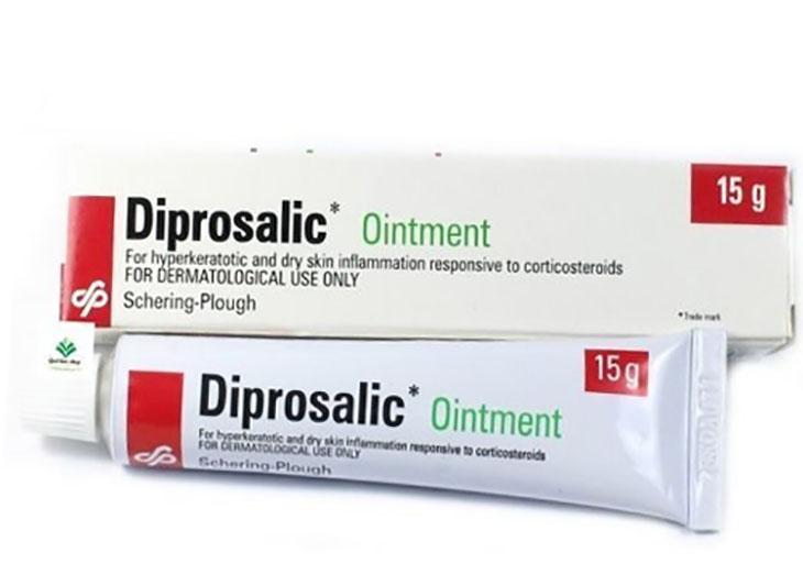 Diprosalic cải thiện các triệu chứng viêm da hiệu quả