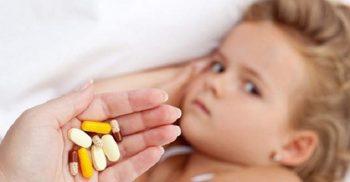 thuốc trị mề đay cho trẻ em