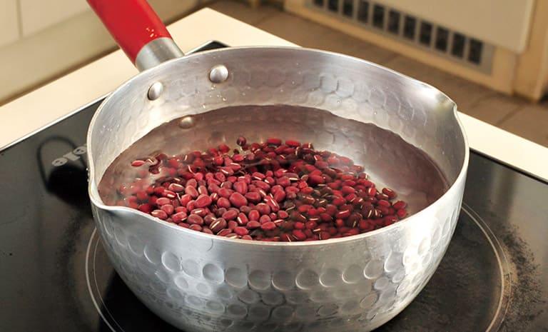 Cách nấu nước đậu đỏ đơn giản