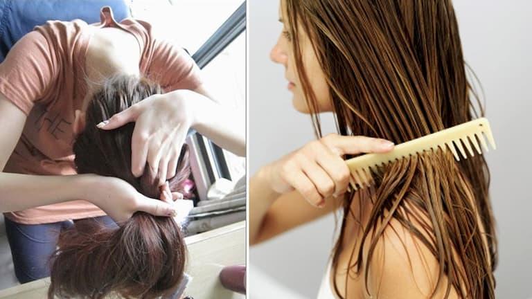Cách trị rụng tóc bằng trứng gà hiệu quả