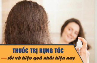 Thuốc trị rụng tóc
