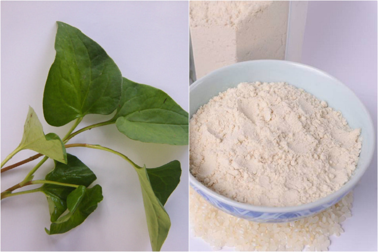 Làm đẹp da với sự kết hợp của bột cám gạo và dấp cá