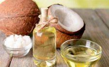 trị rạn da bằng dầu dừa