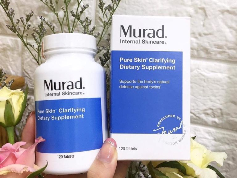 Sản phẩm trị mụn Murad Pure Skin Clarifying