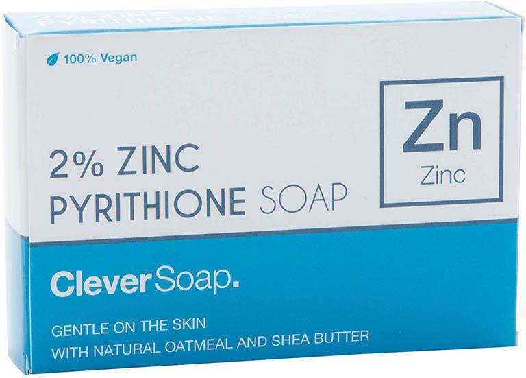 Pyrithione Zinc 2% là sữa tắm trị lang ben hiệu quả