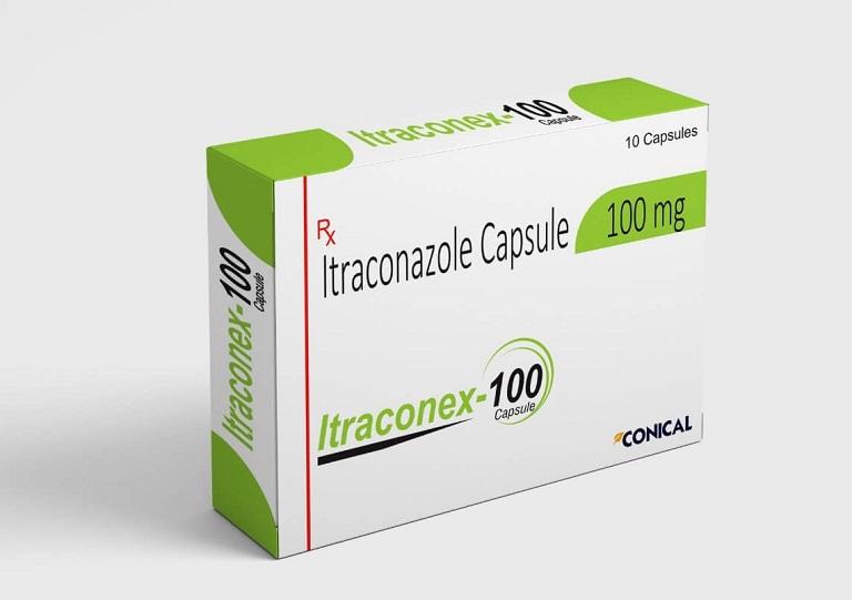 Viên uống Itraconazole trên thị trường