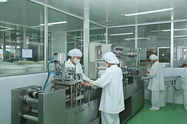Quy trình bào chế khép kín, an toàn, đảm bảo chất lượng dược phẩm