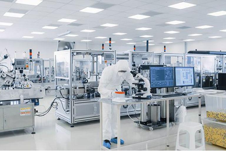 Quy trình sản xuất đạt chuẩn GMP - WHO khiến người dùng yên tâm hơn về dược phẩm