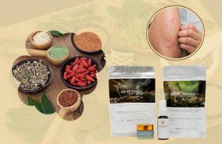 Công dụng thảo dược của bài thuốc An Bì Thang chữa viêm da tiếp xúc