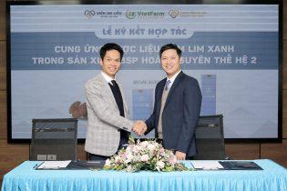 Vietfarm chính thức trở thành đơn vị cung ứng dược liệu Nấm lim xanh cho việc báo chế BSP Trị Mụn trứng cá Hoàn Nguyên thế hệ 2