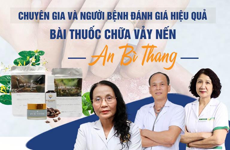 Bài thuốc An Bì Thang chữa vảy nến