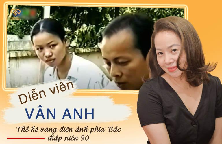 Diễn viên Vân Anh từng là gương mặt quen thuộc của khán giả truyền hình