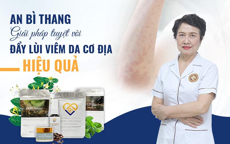 Chấm dứt nỗi lo bệnh ngoài da với bài thuốc An Bì Thang