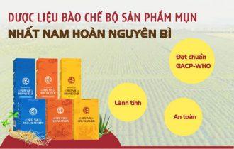 Dược liệu chuẩn GACP-WHO: Yếu tố cấu thành Nhất Nam Hoàn Nguyên Bì